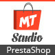 MT Studio : Fluid Responsive PrestaShop Theme  Nulled