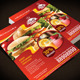 Multi-Purpose Food Flyer - GraphicRiver Item for Sale