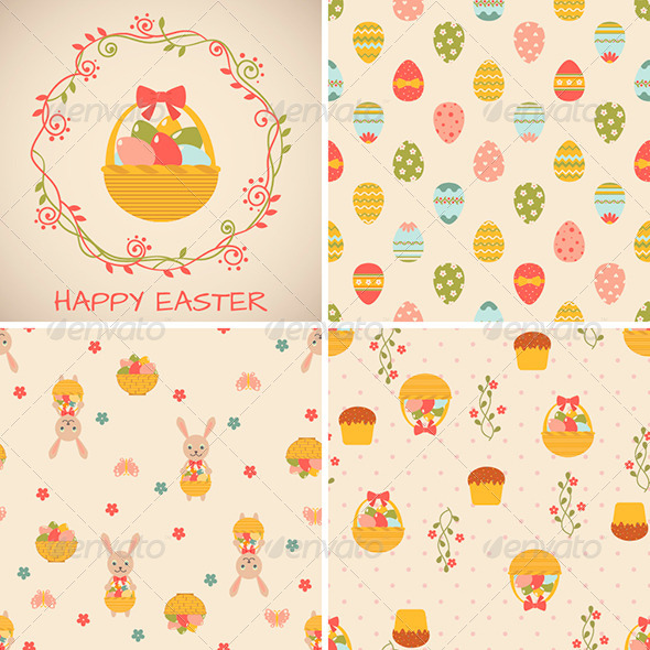 Easter Set - Seasons/Holidays Conceptual