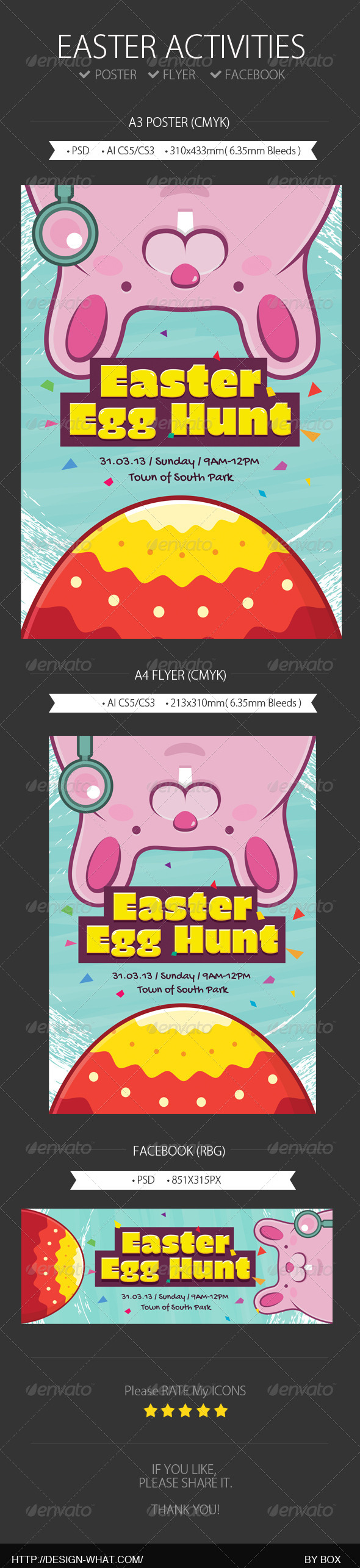Easter Activities - Holidays Events