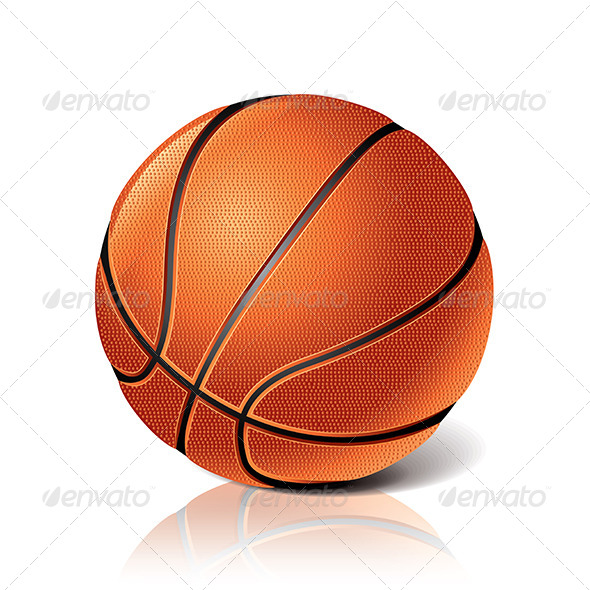 Basketball - Sports/Activity Conceptual