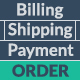 Modern Checkout Form - GraphicRiver Item for Sale