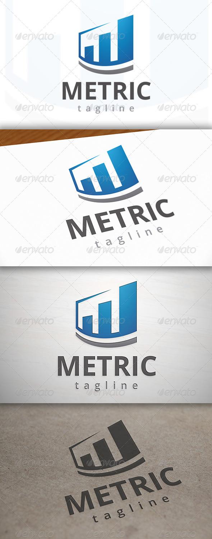 Metrics Logo - Symbols Logo Templates