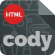 Cody - Responsive Coming Soon Html5 Template Nulled