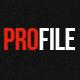 Profile-Responsive Portfolio/Resume One Page Theme Nulled
