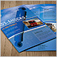 Bifold Corporate Brochure for Industry - GraphicRiver Item for Sale