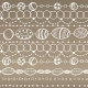 Seamless Pattern with Lacy Design - GraphicRiver Item for Sale