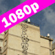 Old Building With Graffiti - VideoHive Item for Sale