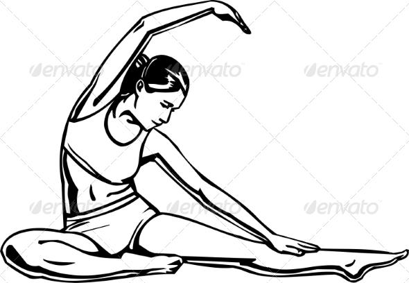 Women's Fitness - Sports/Activity Conceptual