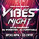 Vibes Night - Flyer [Vol.16]