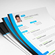 Clean Modern Resume With Cover Letter - GraphicRiver Item for Sale