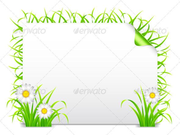 Grass Banner - Seasons Nature