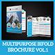 Multipurpose Bifold Brochure Vol.1 - GraphicRiver Item for Sale