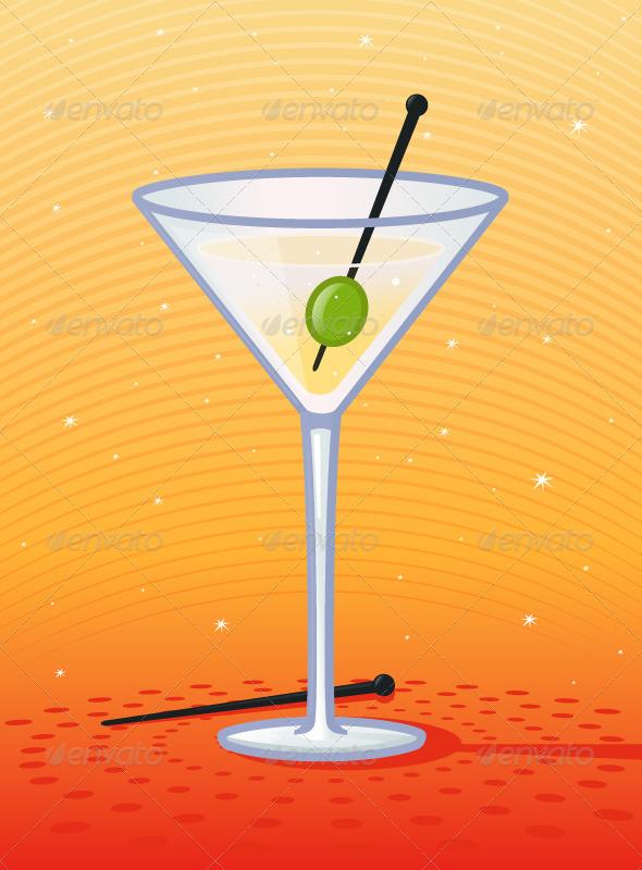 Martini - Objects Vectors