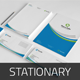 Stationary Design Template (Invoice Included) - GraphicRiver Item for Sale