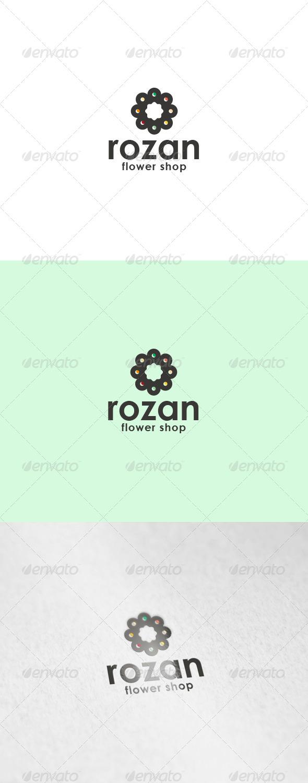 Rozan Logo - Abstract Logo Templates