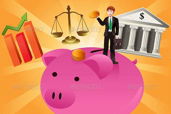 Business and Finance Concept - Concepts Business