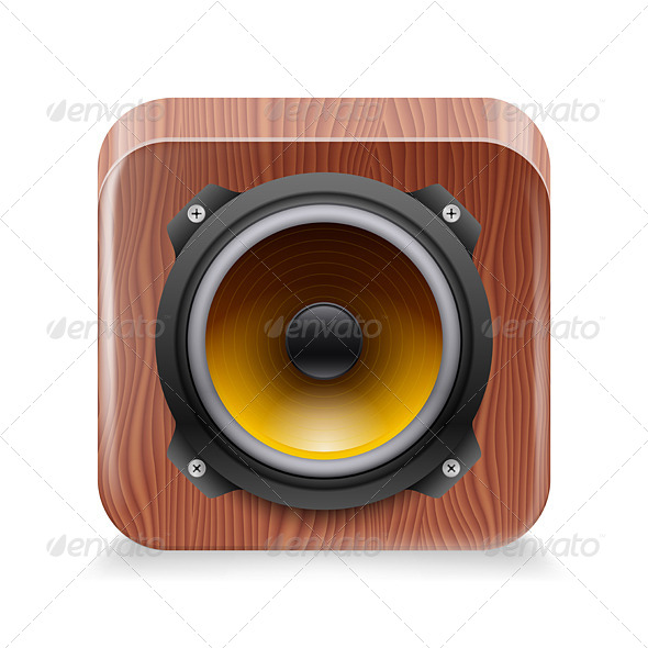 Sound Icon - Miscellaneous Vectors