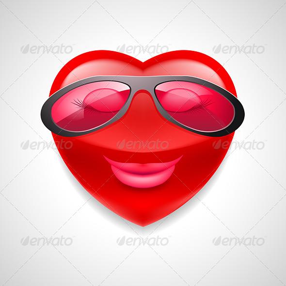 Heart Character - Miscellaneous Vectors