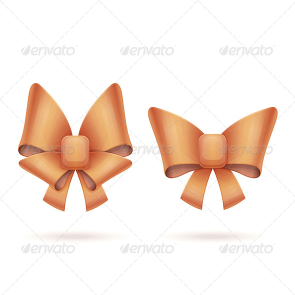Bows - Objects Vectors
