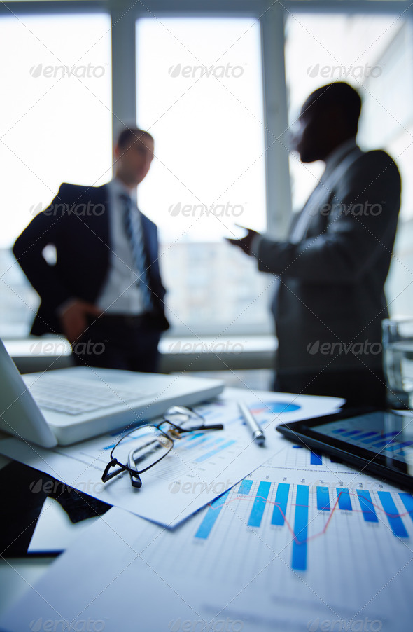 Business composition - Stock Photo - Images