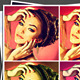 Portrait Posterizer Photo Template  - GraphicRiver Item for Sale