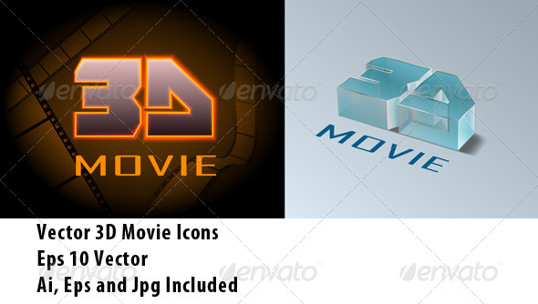 3d Movie - Miscellaneous Characters