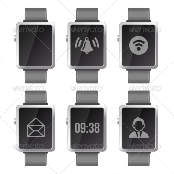 Smart Watch Set - Computers Technology