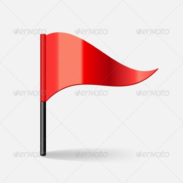Flag - Decorative Symbols Decorative