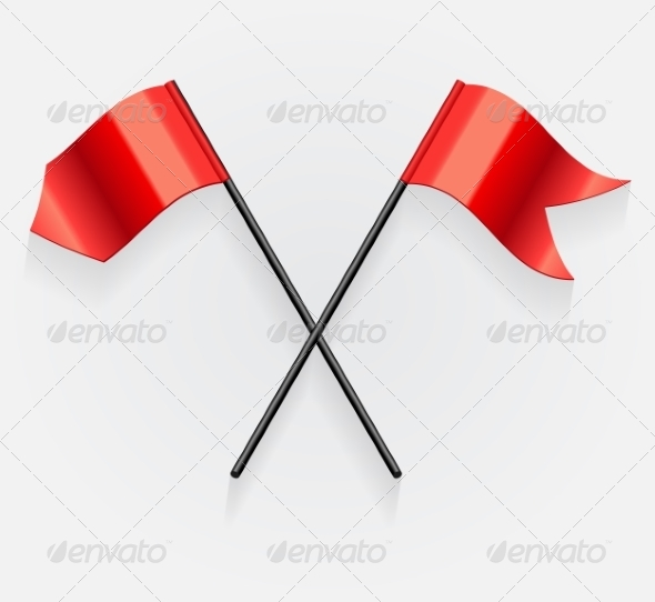 Flags - Decorative Symbols Decorative