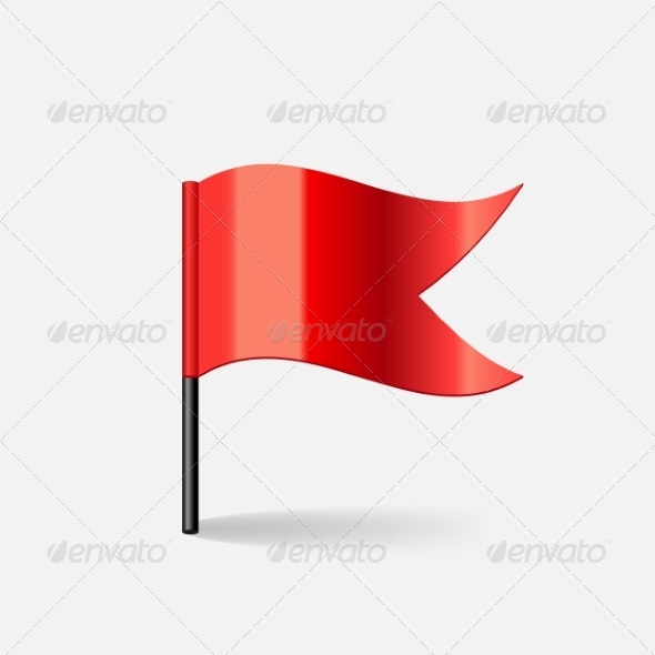 Flag - Decorative Symbols Decorative