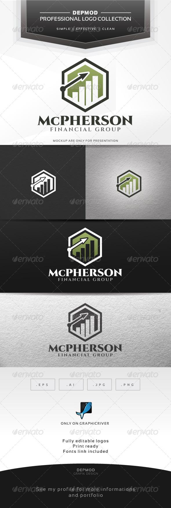 McPherson Logo - Symbols Logo Templates