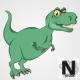 2D Dinosaur V1 HD - VideoHive Item for Sale