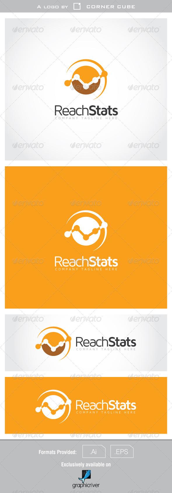 Reach Stats Logo - Logo Templates