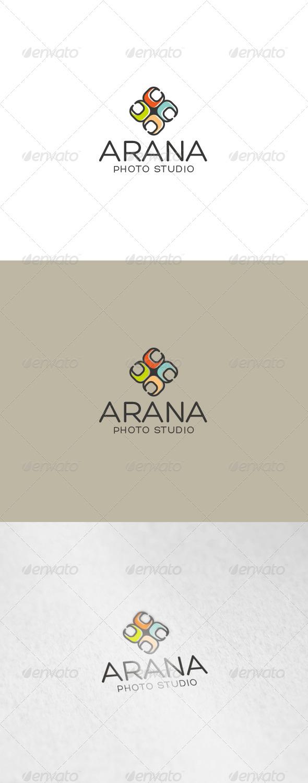 Arana Logo - Abstract Logo Templates