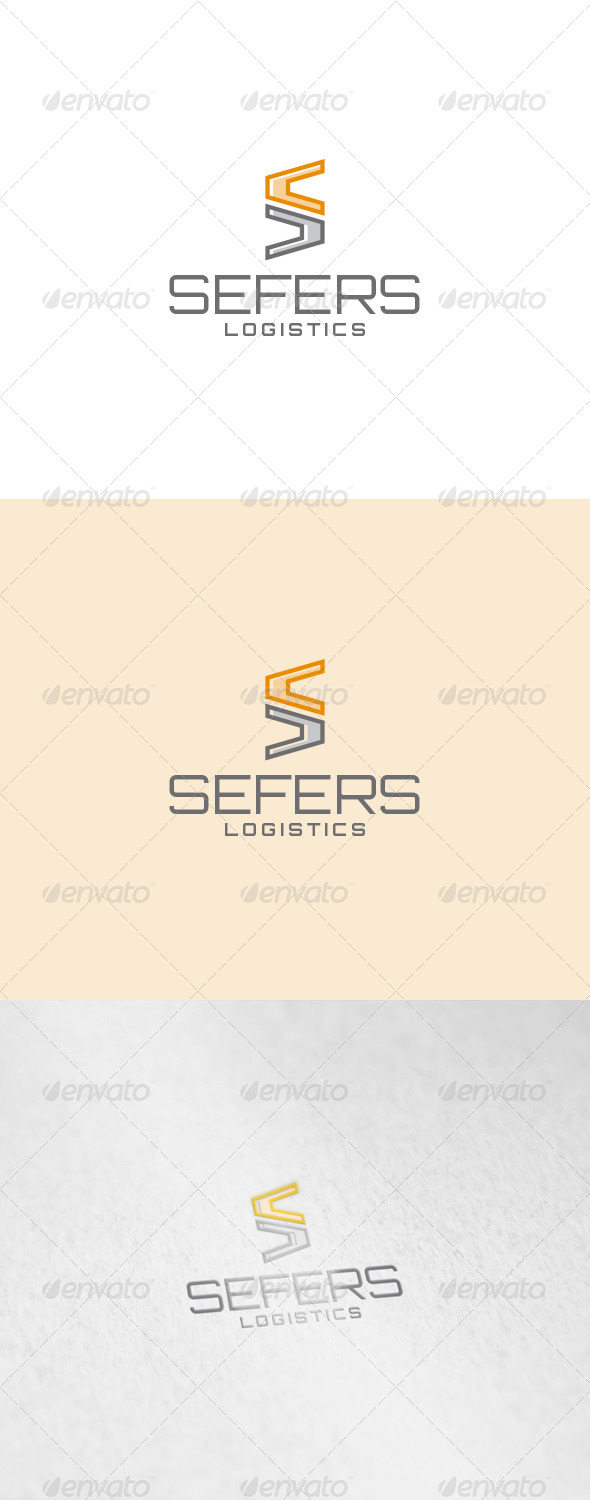 Sefers Logo - Letters Logo Templates