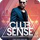 Club Sense Flyer - GraphicRiver Item for Sale
