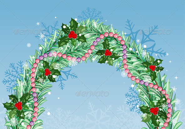 Christmas Background - Christmas Seasons/Holidays