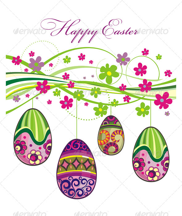 Easter - Seasons/Holidays Conceptual