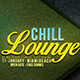 Chill Lounge Flyer - GraphicRiver Item for Sale
