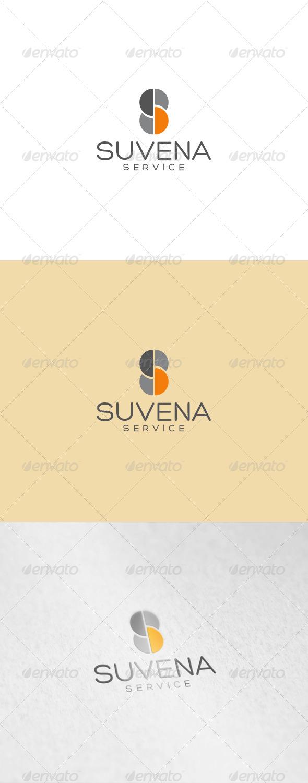 Suvena Logo - Letters Logo Templates