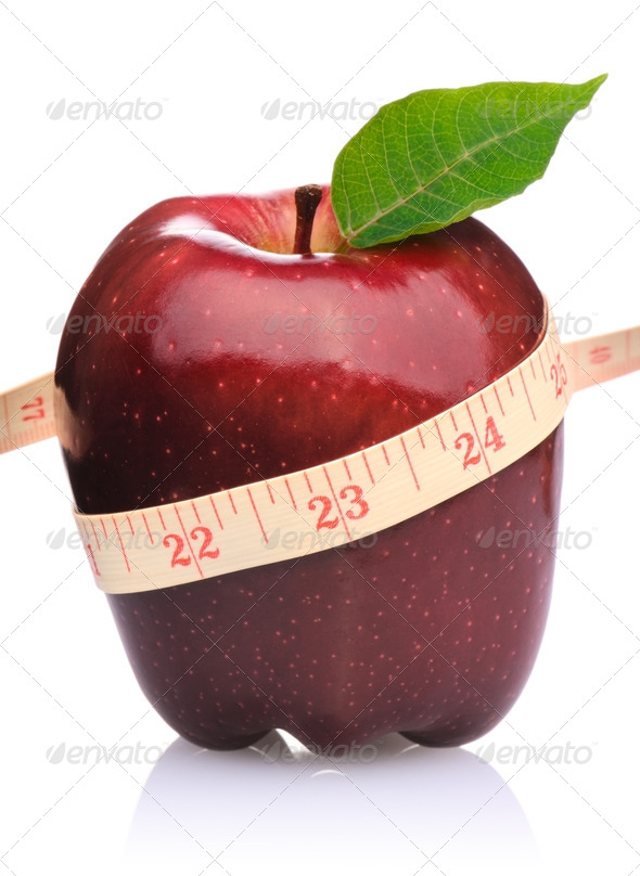 Health and fitness concept - Stock Photo - Images