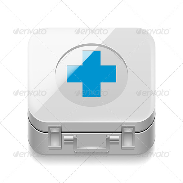 First-Aid Kit - Miscellaneous Vectors