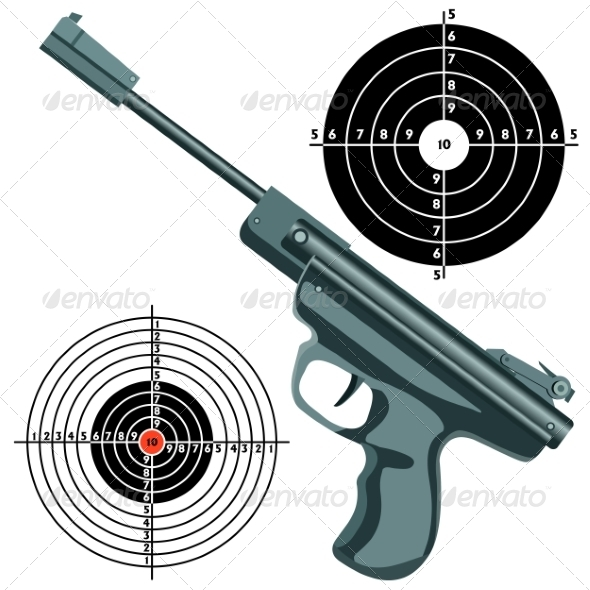 Firearm - Sports/Activity Conceptual