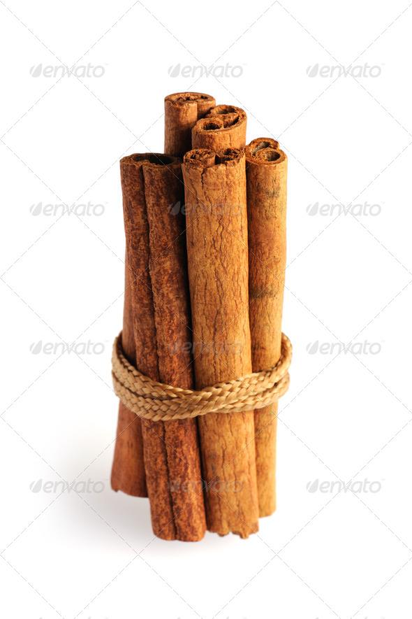 Cinnamon - Stock Photo - Images