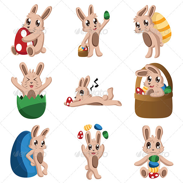 Easter Bunny - Seasons/Holidays Conceptual