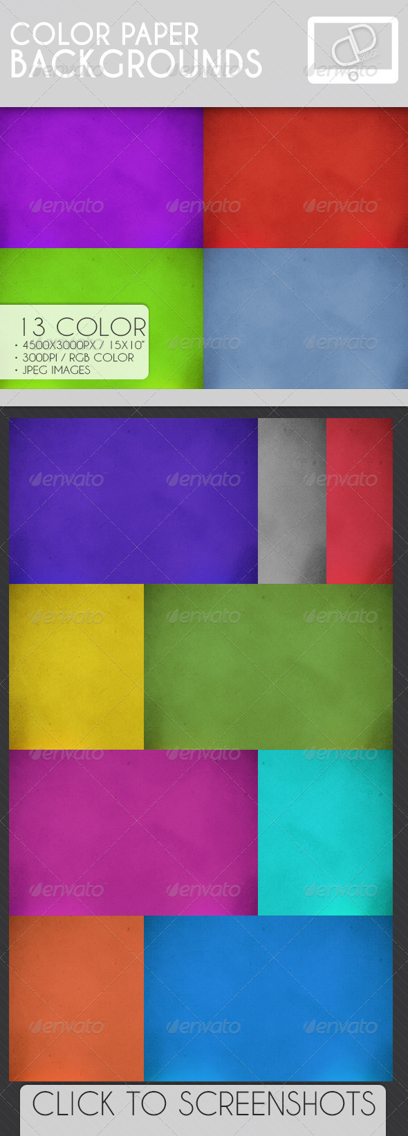 Color Paper Backgrounds - Backgrounds Graphics