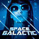 Space Galactic Party Flyer - GraphicRiver Item for Sale