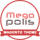 Megapolis - Premium Responsive Magento Theme - ThemeForest Item for Sale