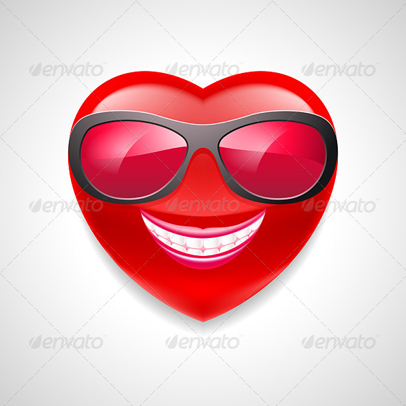 Heart Character - Miscellaneous Vectors
